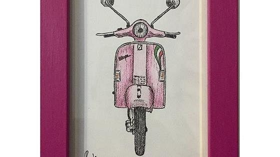 Массимилиано Робино. Fast Art Take Away