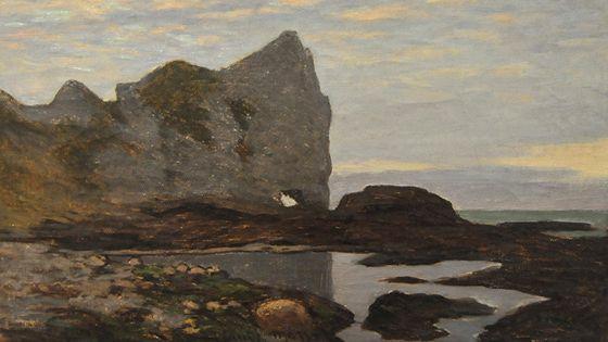Нормандия в живописи
