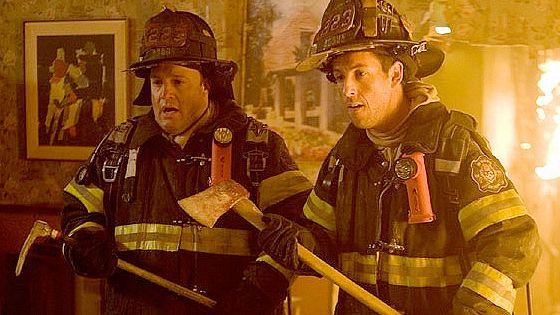 Чак и Ларри: Пожарная свадьба (I Now Pronounce You Chuck and Larry)