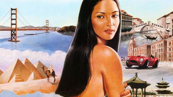 Проституция (Emanuelle in America)