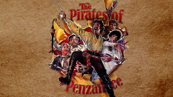 Пираты из Пензанса (The Pirates of Penzance)