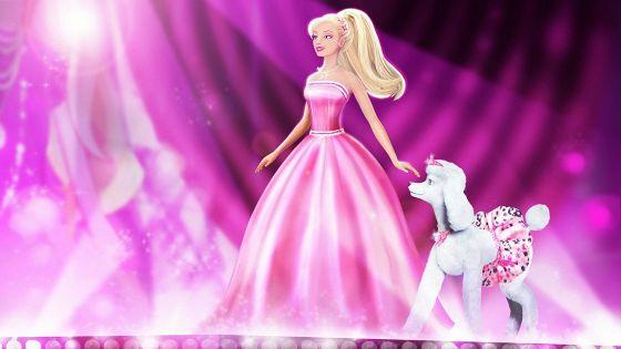 Барби и модная сказка (Barbie: A Fashion Fairytale)