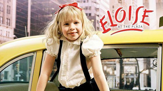 Приключения Элоизы  (Eloise at the Plaza)
