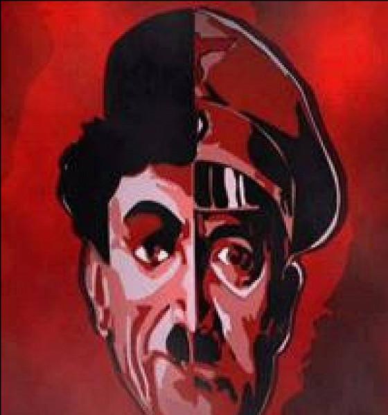 Бродяга и диктатор (The Tramp and the Dictator)