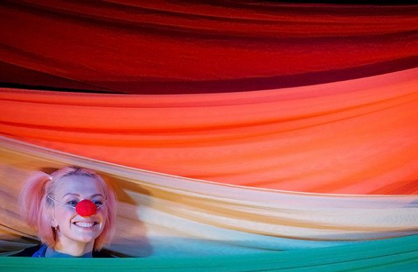 спектаклей для детей на фестивале московских театров кукол «Ярмарка»