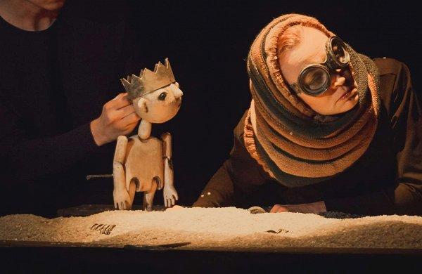 спектаклей на фестивале «Артмиграция» — детям»