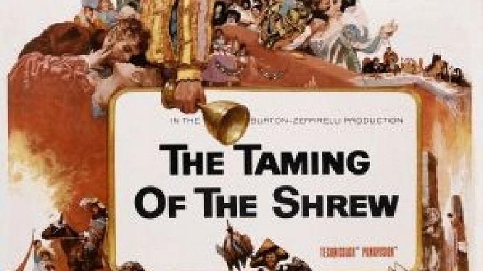 personification taming of shrew