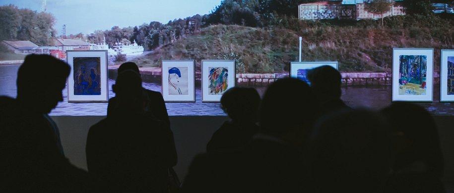 Перфорированный сарай и мертвая акула: где знакомить детей с современным искусством в Москве