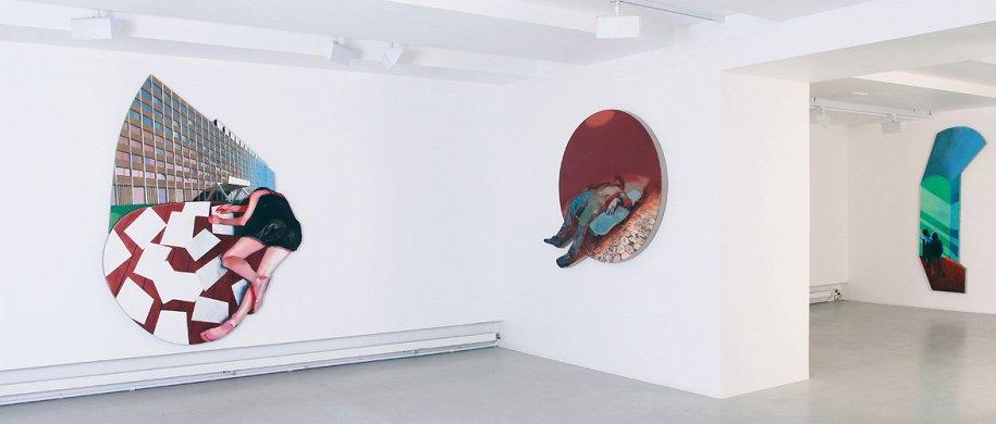 Где смотреть современное искусство в Санкт-Петербурге
