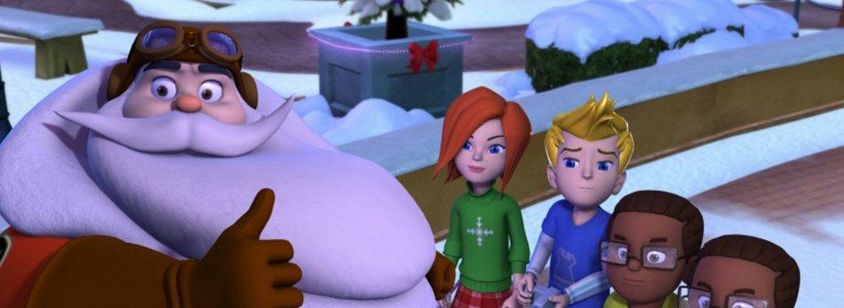 Кино: «Поймать Санта-Клауса»