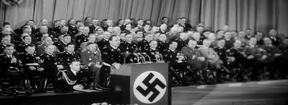 Кино: «Обыкновенный фашизм»