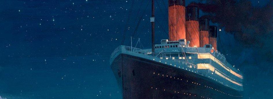 Кино: «Легенда «Титаника»»