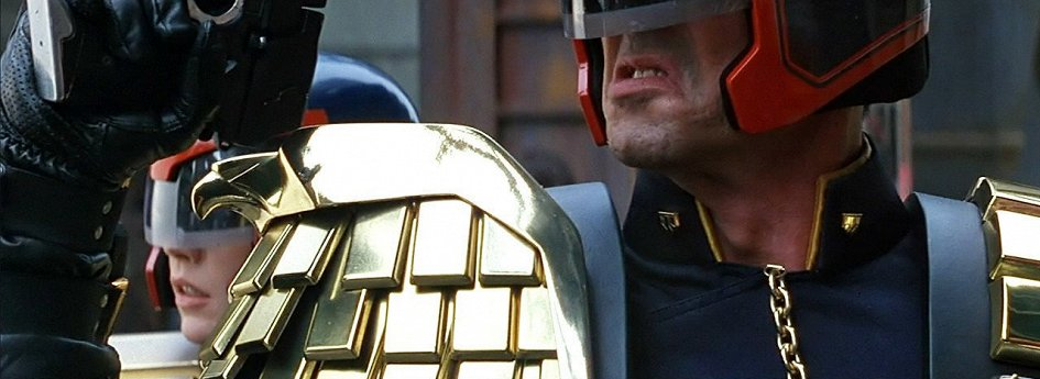 Кино: «Судья Дредд»
