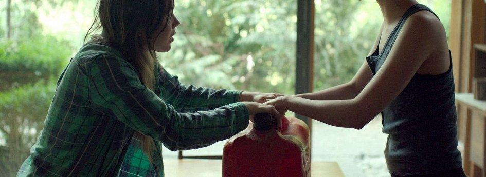 Кино: «В лесу»