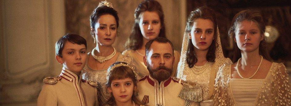 Кино: «Русский ковчег»