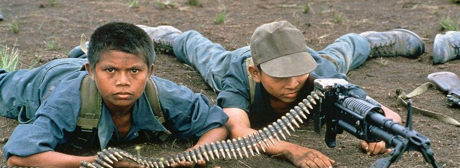 Кино: «Баллада о маленьком солдате»