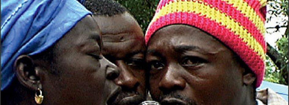 Кино: «Sierra Leone's Refugee All Stars»
