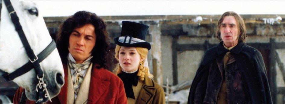 Кино: «Грозовой перевал»