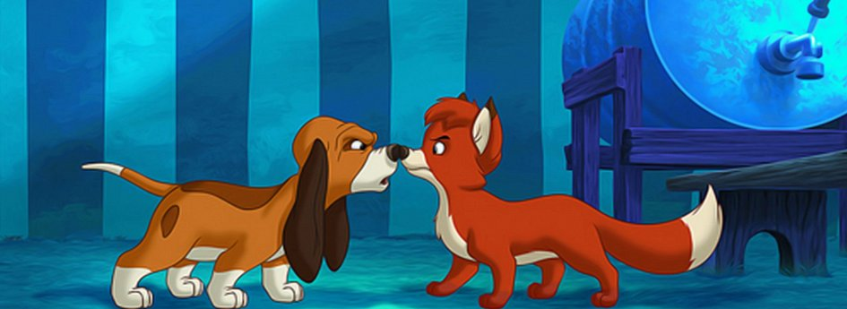 Кино: «Лис и пес-2»