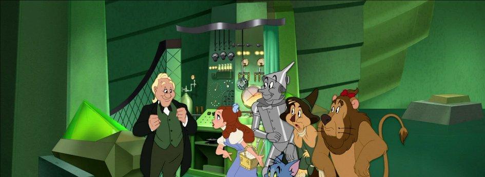 Кино: «Том и Джерри и Волшебник из страны Оз»