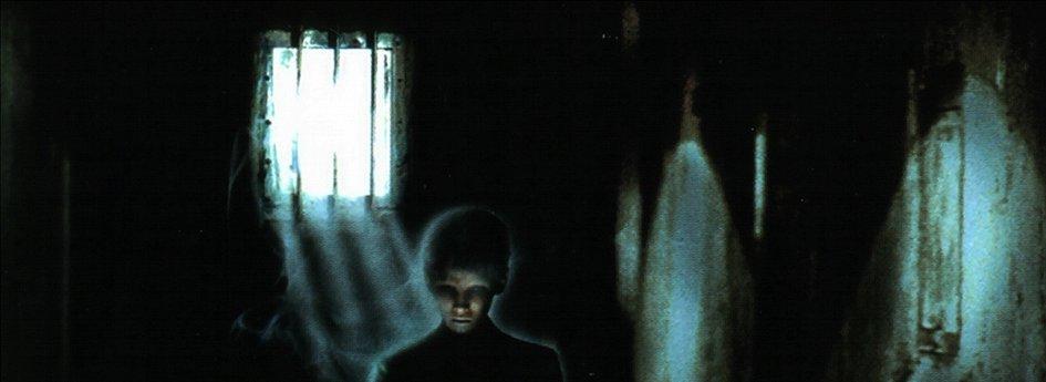 Кино: «Дом страха»
