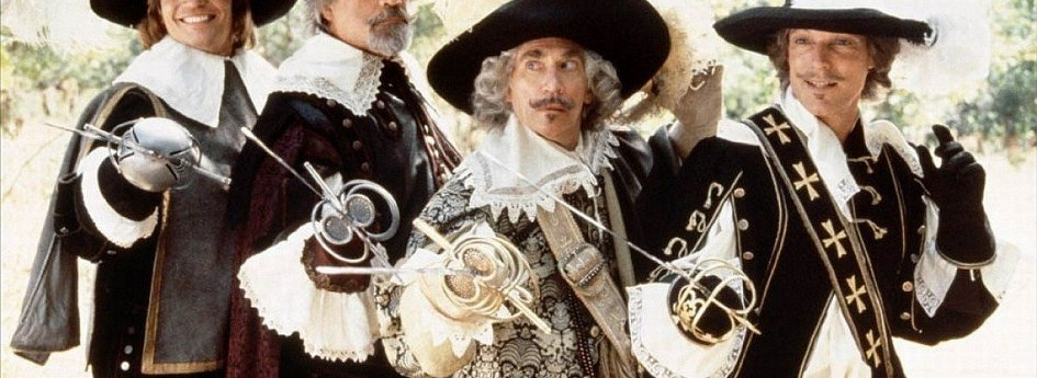 Кино: «Четыре мушкетера»