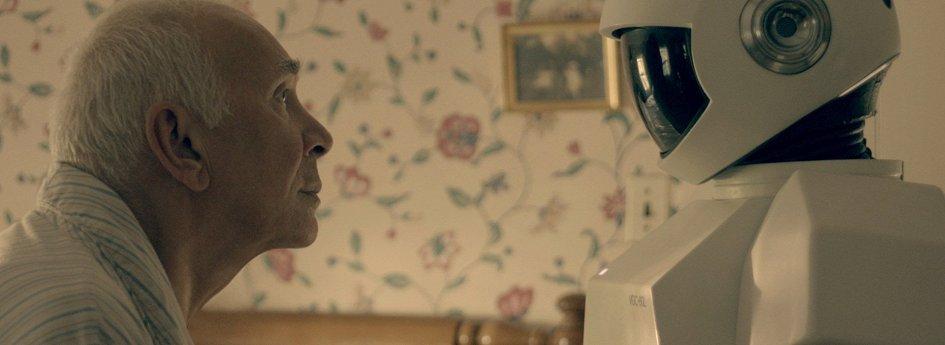 Кино: «Робот и Фрэнк»