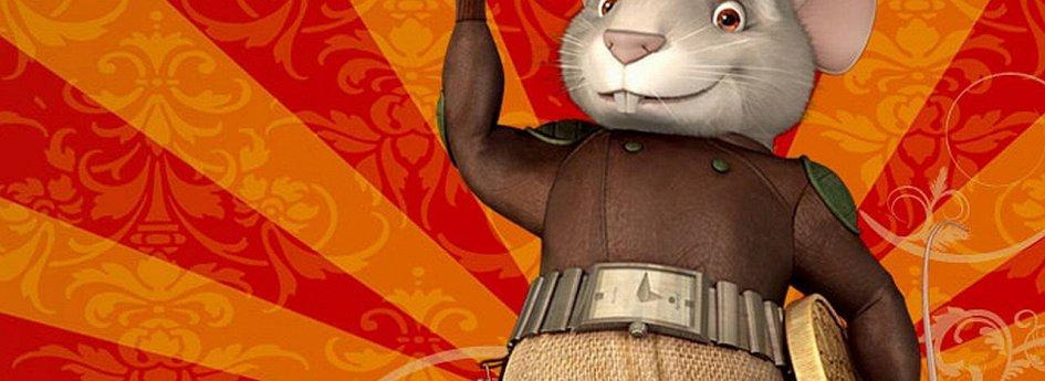 Кино: «Приключения мышонка Переса-2»