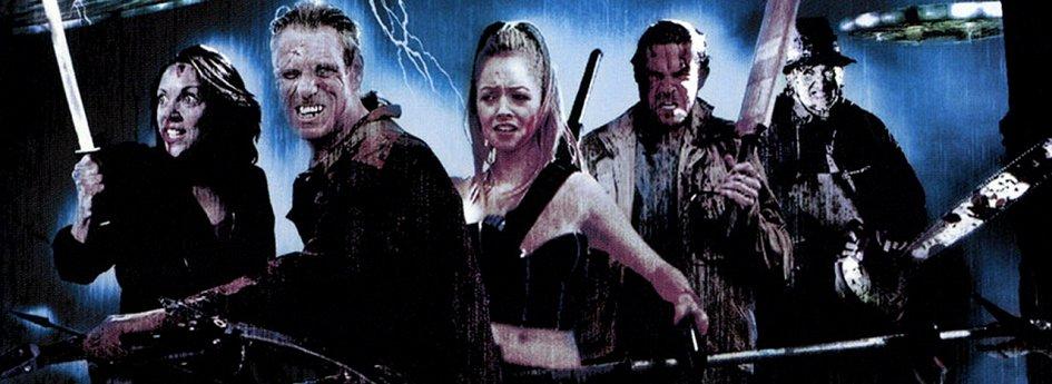 Кино: «Пришельцы-завоеватели»