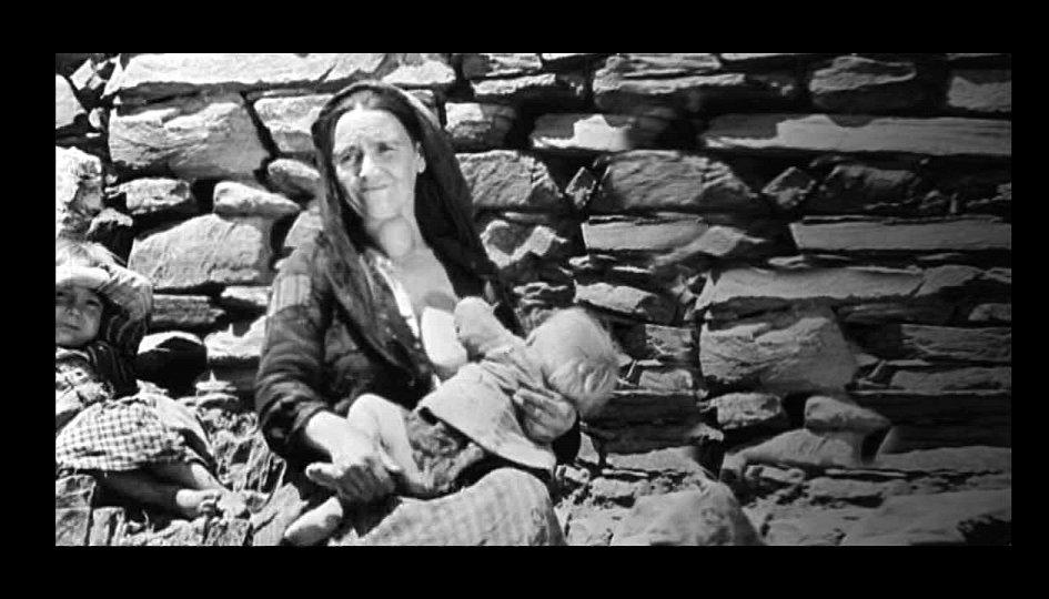 Кино: «Земля без хлеба»