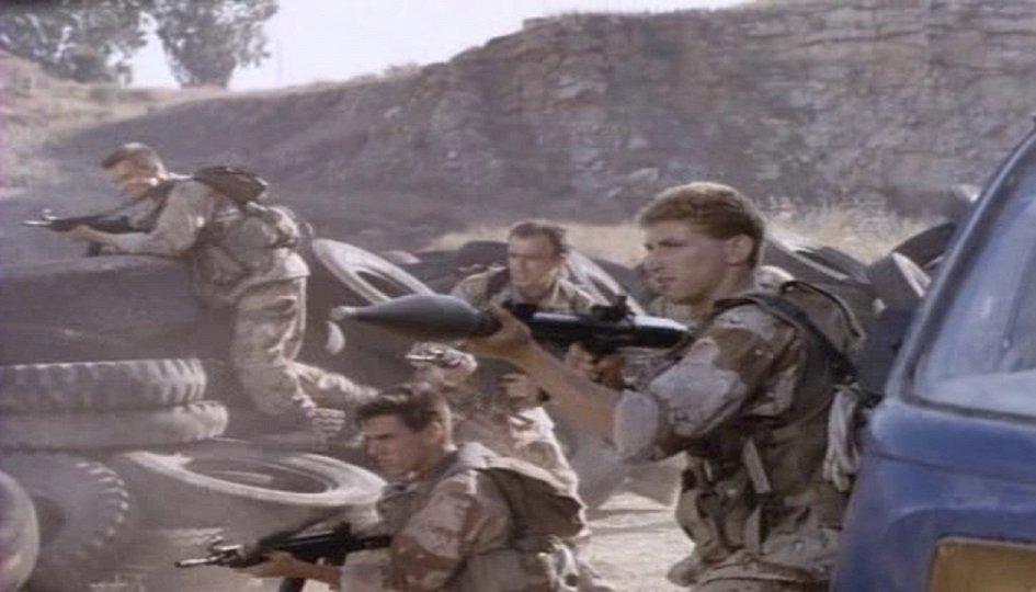 Кино: «Отряд «Дельта»-3»