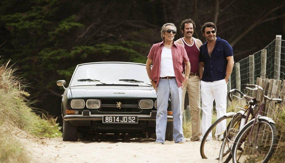 Кино: «Наш лучший отпуск»
