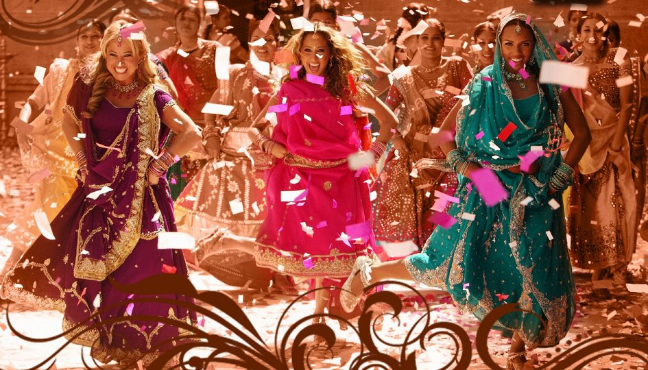 Кино: «The Cheetah Girls в Индии»