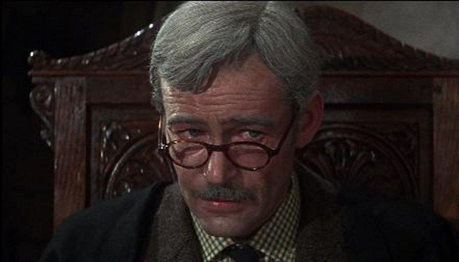 Кино: «До свидания, мистер Чипс»