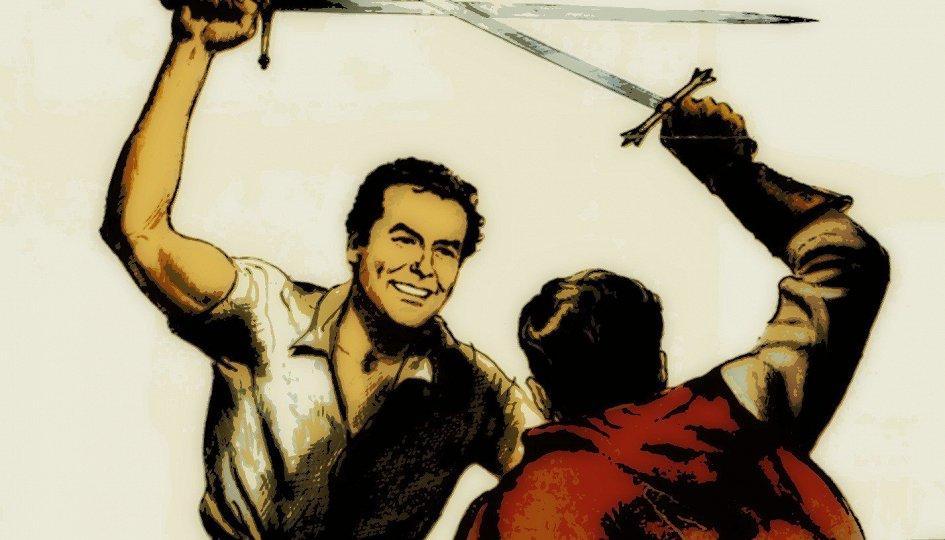 Кино: «Меч Шервудского леса»