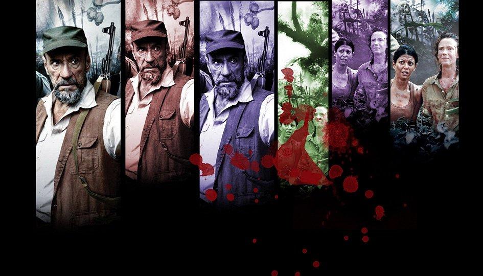 Кино: «Обезьяна-убийца»