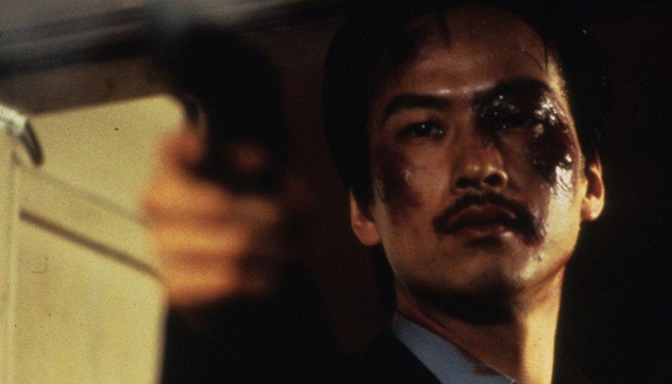 Кино: «Общество триад Шинджуку»
