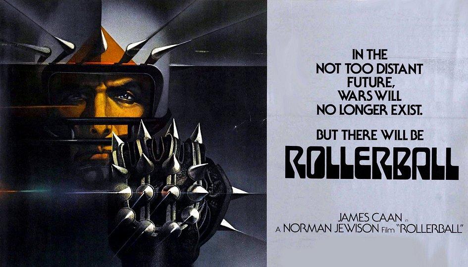 Кино: «Роллербол»