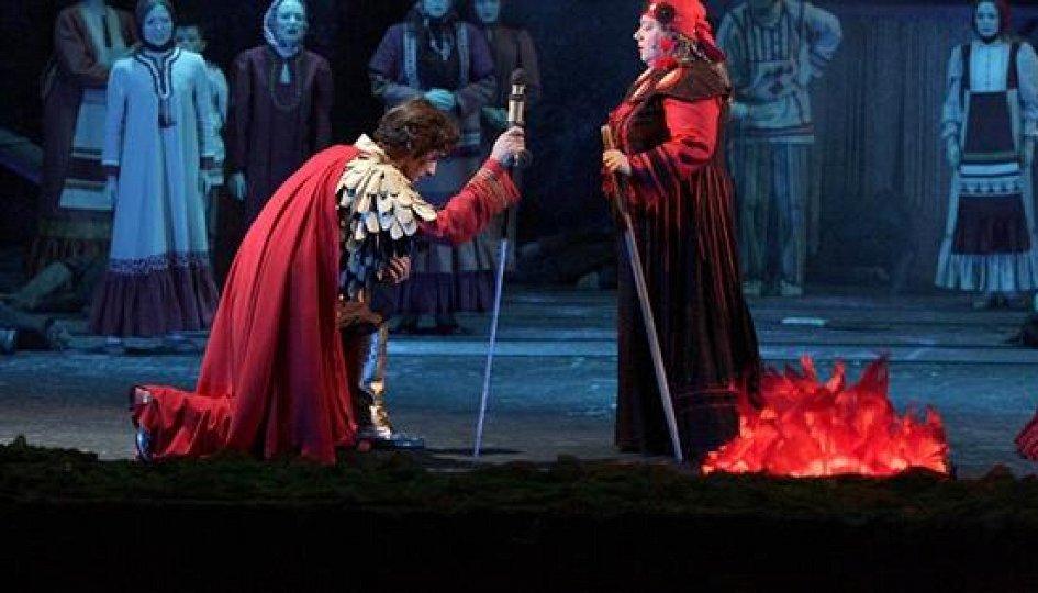Театр: Финист — Ясный cокол, Новосибирск
