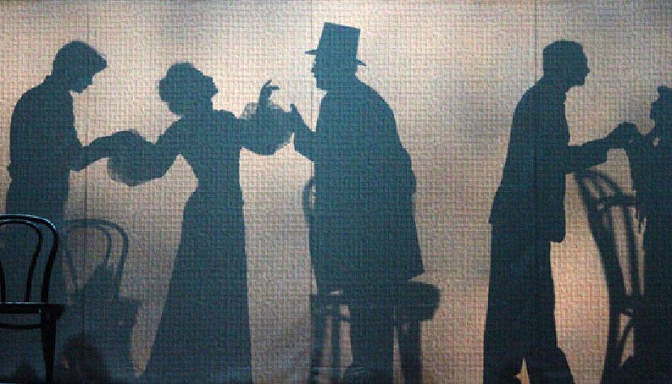 Театр: Без вины виноватые, Екатеринбург