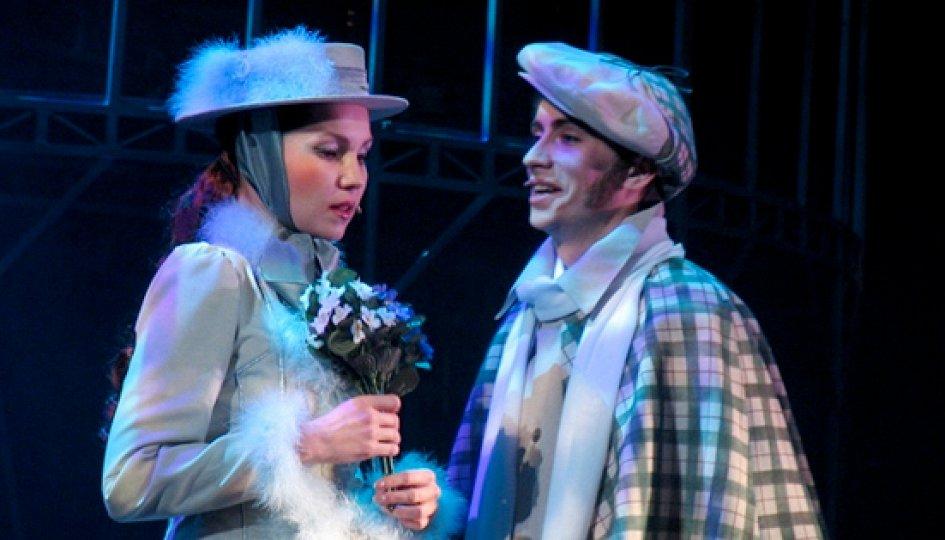 Театр: Ночь открытых дверей, Екатеринбург