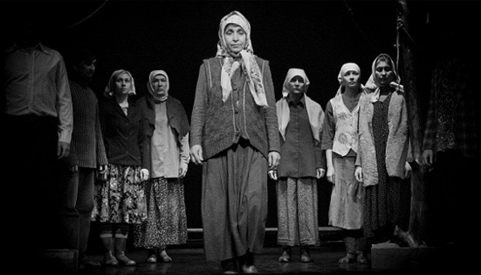 Театр: Прощание с Матерой