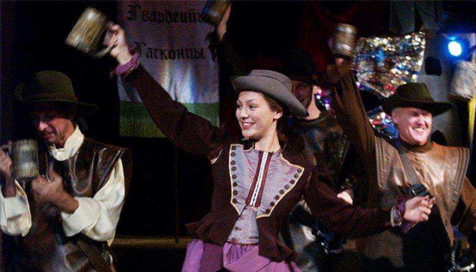 Театр: Сирано де Бержерак, Челябинск