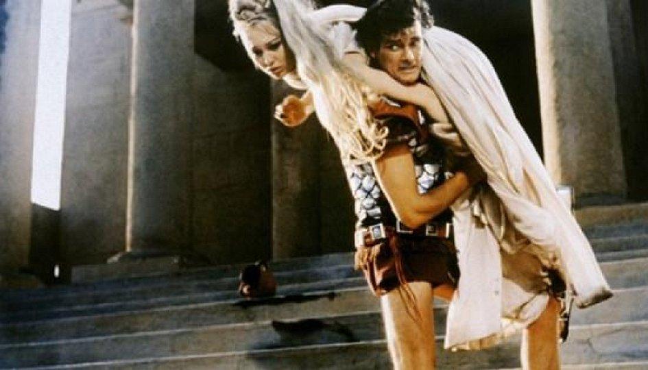 Кино: «Похищение сабинянок»