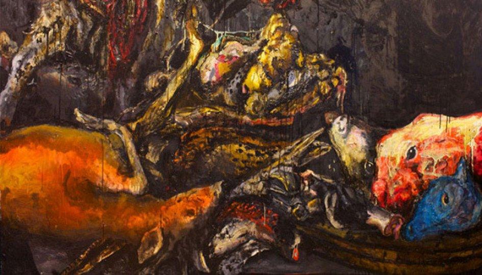 Выставки: Петр Швецов
