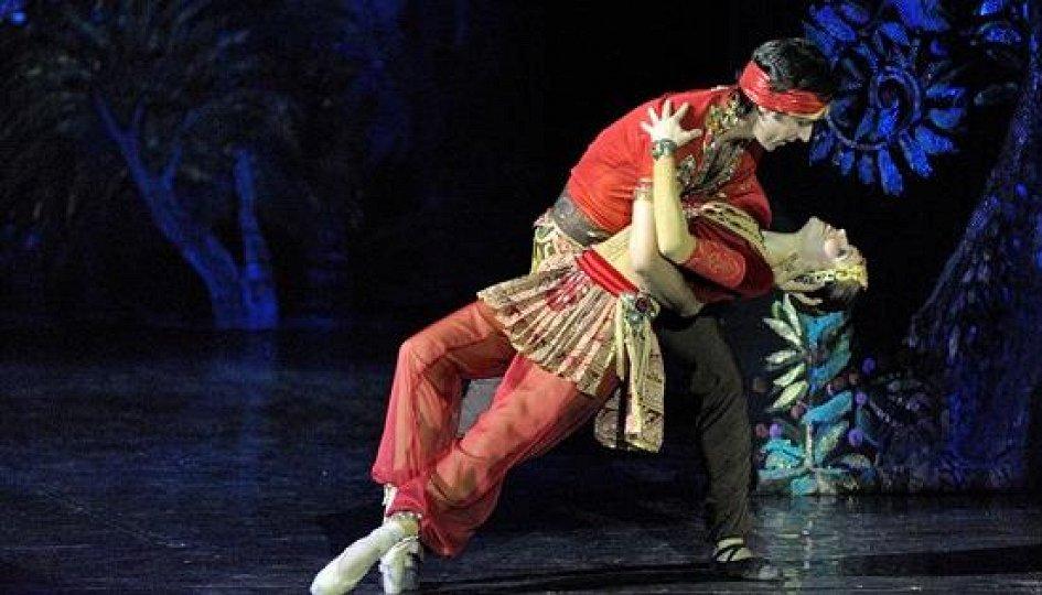 Театр: Розовый лотос любви