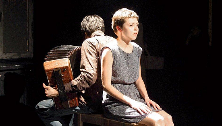 Театр: Башлачев. Человек поющий