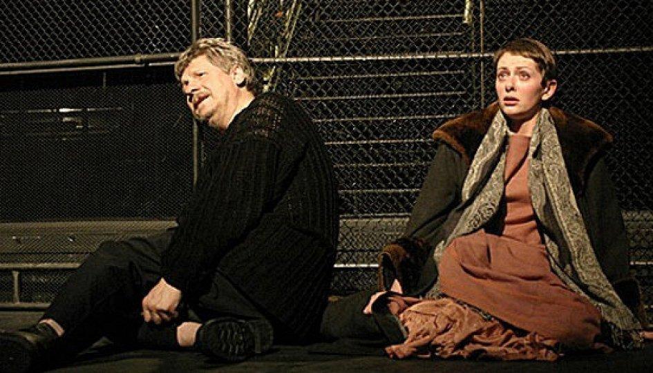Театр: Живой труп