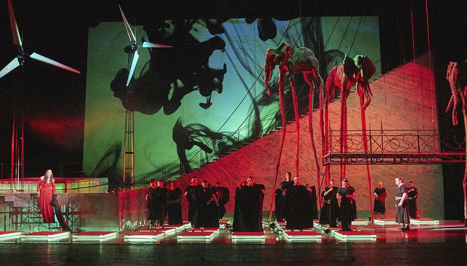 Театр: Аида