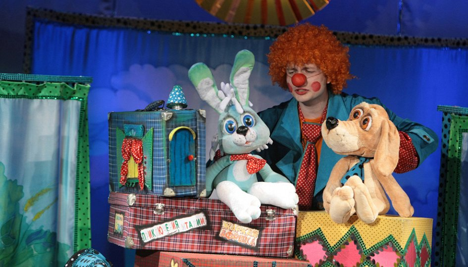 Театр: Заяц, Лиса и Петух, Омск